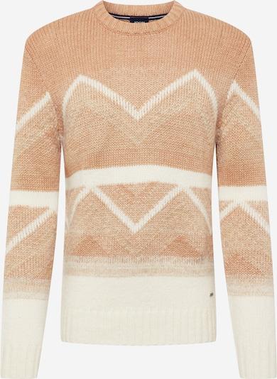 JOOP! Sweater 'Sandino' in Beige / Brown, Item view