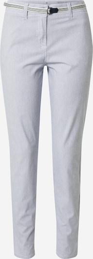 TOM TAILOR Lærredsbukser i lyseblå / hvid, Produktvisning