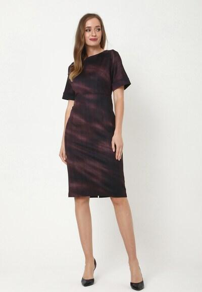 Madam-T Kleid 'ALTEA' in lila, Modelansicht