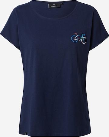 recolution Skjorte i blå