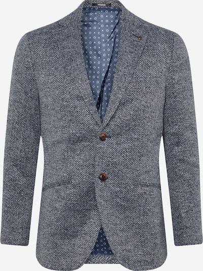 JACK & JONES Veste de costume 'SIMON' en gris / gris foncé, Vue avec produit