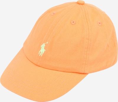 Polo Ralph Lauren Cap in pastellgrün / pfirsich, Produktansicht