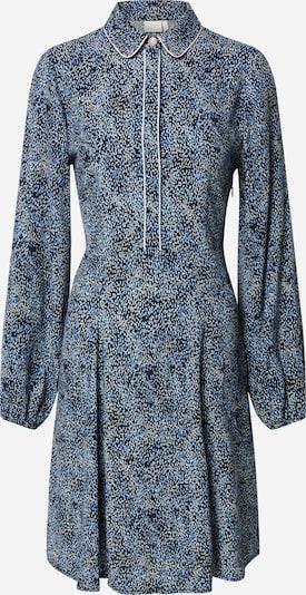 Palaidinės tipo suknelė 'CLARKE' iš NÜMPH, spalva – mėlyna / safyro / balta, Prekių apžvalga