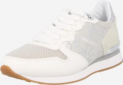 Nine West Sneaker in hellgrau / weiß, Produktansicht