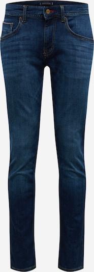 Džinsai 'WCC DENTON STR DARK STONE' iš TOMMY HILFIGER , spalva - tamsiai mėlyna, Prekių apžvalga