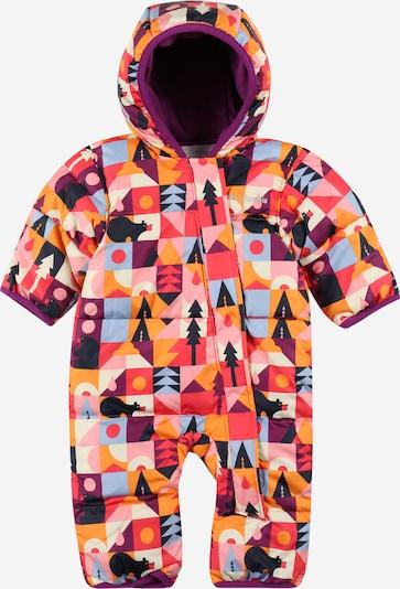 COLUMBIA Функционален костюм 'Snuggly Bunny' в пъстро, Преглед на продукта