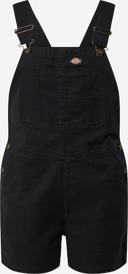 DICKIES Salopette en jean en noir, Vue avec produit