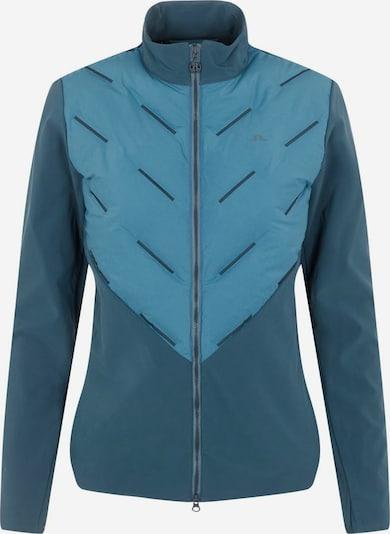 J.Lindeberg Sportjacke 'Shield Hybrid' in blau / rauchblau, Produktansicht
