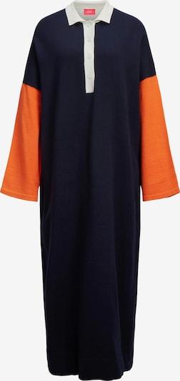JJXX Kleid 'Josie' in navy / orange / weiß, Produktansicht