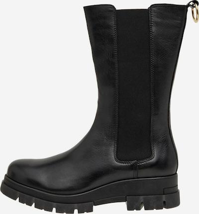Bianco Chelsea Boots 'Devina' en noir, Vue avec produit