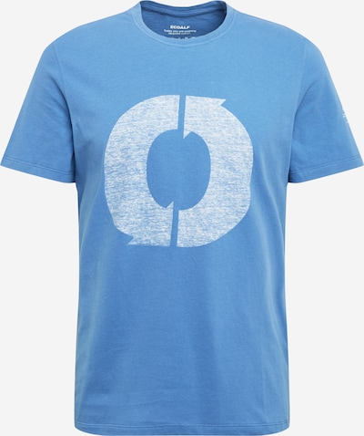 Tricou ECOALF pe albastru deschis / alb, Vizualizare produs
