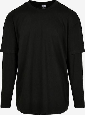 T-Shirt Urban Classics Big & Tall en noir