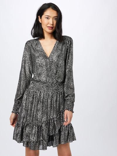 MICHAEL Michael Kors Kleid 'GALAXY' in schwarz / weiß, Modelansicht