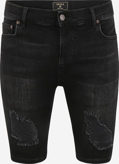 Jeans SikSilk di colore nero, Visualizzazione prodotti