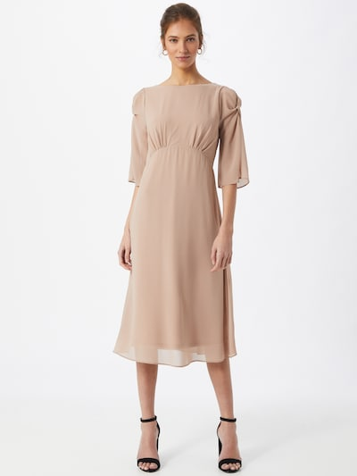 TFNC Kleid 'KAILEY' in nude, Modelansicht
