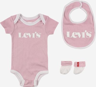 LEVI'S Set in de kleur Lichtlila / Wit, Productweergave
