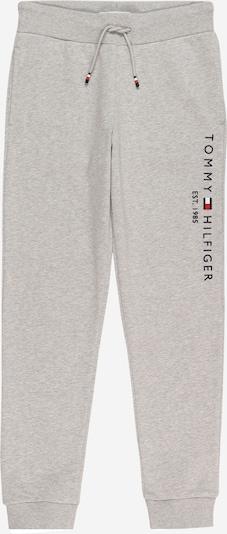 Pantaloni TOMMY HILFIGER di colore navy / grigio sfumato / rosso / bianco, Visualizzazione prodotti