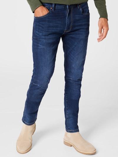INDICODE Jeans 'Nohvas' in de kleur Donkerblauw, Modelweergave