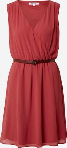 ABOUT YOU Sukienka 'Ronja' w kolorze czerwony