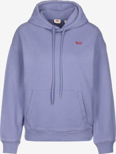 LEVI'S Sweat-shirt en bleu, Vue avec produit