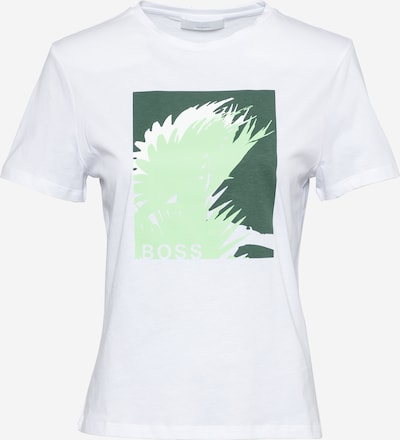 BOSS Casual Koszulka w kolorze offwhitem, Podgląd produktu