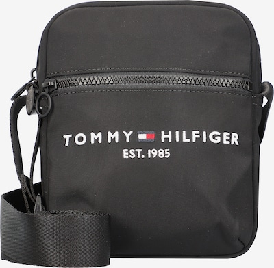 TOMMY HILFIGER Crossbody bag in light red / black / white, Item view