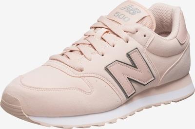 new balance Sneaker in rosa / silber, Produktansicht
