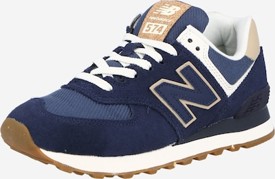 new balance Sneakers in Sand / Navy / White, Item view
