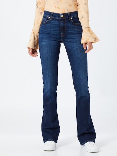 7 for all mankind Jeans in blau, Modelansicht
