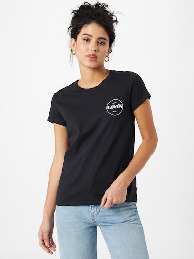 LEVI'S Shirt in schwarz: Frontalansicht