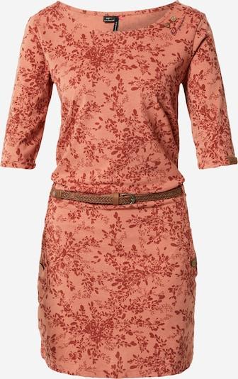 Ragwear Kleid 'TANYA' in koralle, Produktansicht