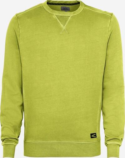 CAMEL ACTIVE Sweatshirt in neongrün, Produktansicht