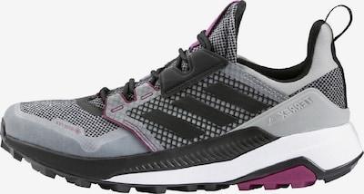 adidas Terrex Outdoorschuh 'TRAILMAKER GORE-TEX' in grau / pflaume / schwarz, Produktansicht