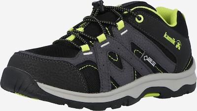 Pantofi 'BAINGTX' Kamik pe galben neon / gri metalic / negru, Vizualizare produs
