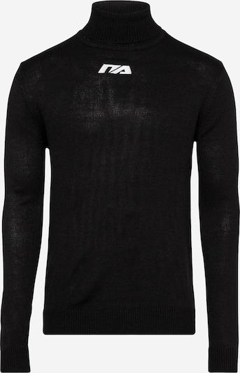 Night Addict Пуловер в черно / бяло, Преглед на продукта