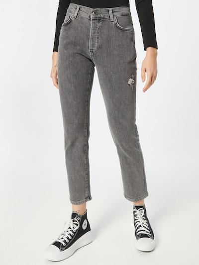 Goldgarn Jeans 'AUGUSTA' in de kleur Grey denim, Modelweergave