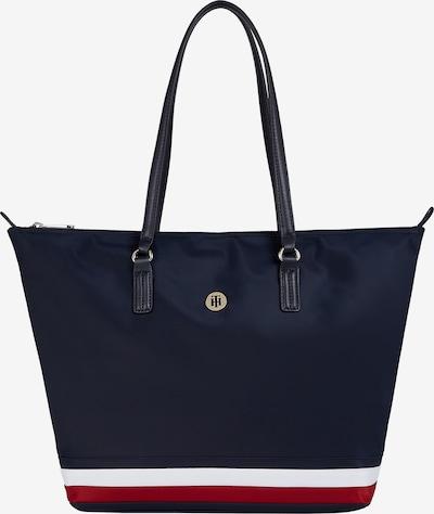 TOMMY HILFIGER Nákupní taška - námořnická modř / červená / bílá, Produkt