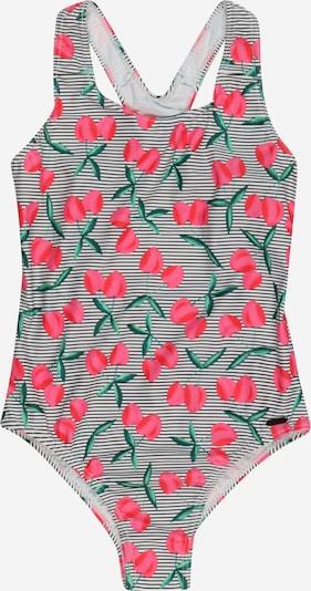 PROTEST Moda plażowa sportowa 'EMMI' w kolorze kremowy / zielony / czerwony / czarnym, Podgląd produktu