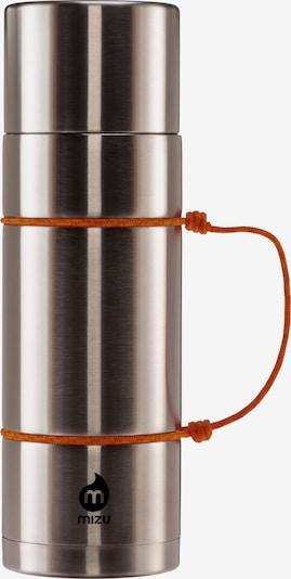 MIZU Isolierflasche 'Mizu D10' in silber, Produktansicht