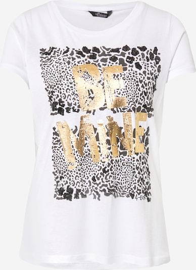 PRINCESS GOES HOLLYWOOD T-Shirt in mischfarben / weiß, Produktansicht