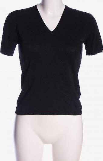 Sasch V-Ausschnitt-Shirt in M in schwarz, Produktansicht