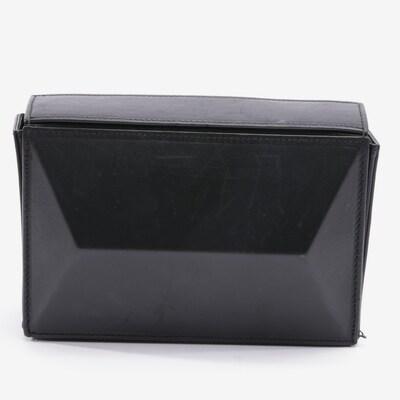 Max Mara Clutch in S in schwarz, Produktansicht