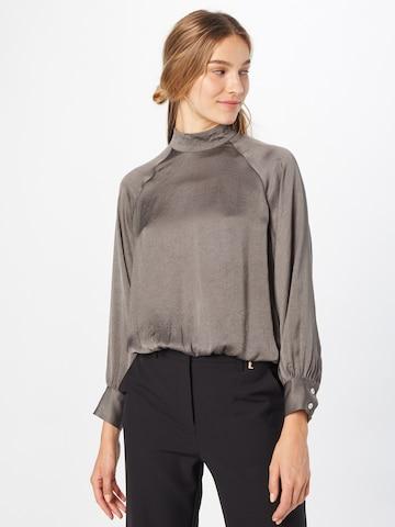 AMERICAN VINTAGE Blouse 'Widland' in Grey