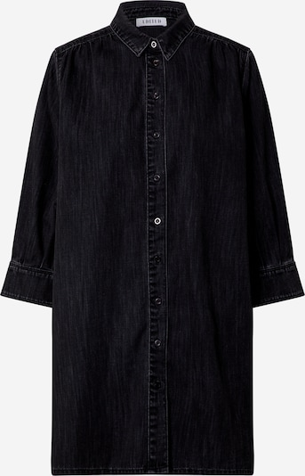 EDITED Kleid 'Siena' in black denim, Produktansicht