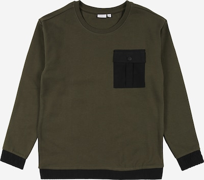 NAME IT Sweatshirt in green, Item view