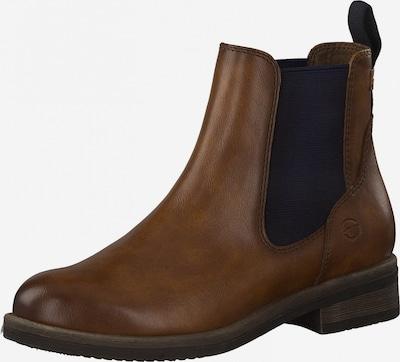 TAMARIS Chelsea Boot in braun / schwarz, Produktansicht