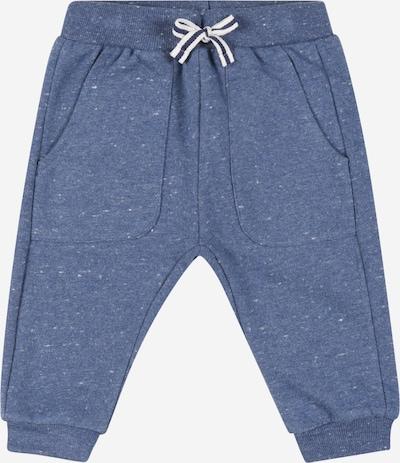 Pantaloni Hust & Claire pe albastru fumuriu, Vizualizare produs