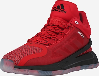 Sportiniai batai 'D Rose 11' iš ADIDAS PERFORMANCE , spalva - raudona / juoda, Prekių apžvalga