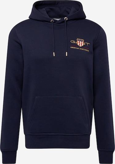 GANT Sweatshirt in navy / gelb / rot / weiß, Produktansicht