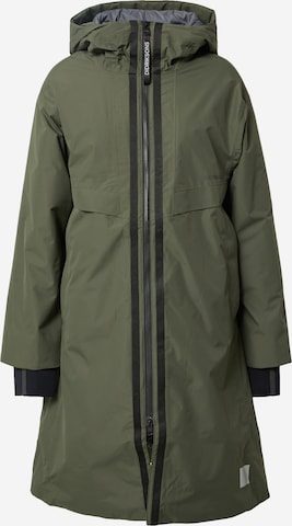 Didriksons Outdoor Coat 'AINO' in Green